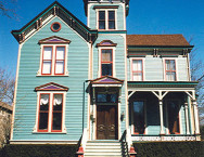 choosing exterior paint colors.