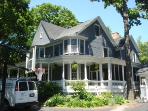 Hiring a Professional for Exterior Painting in Deerfield