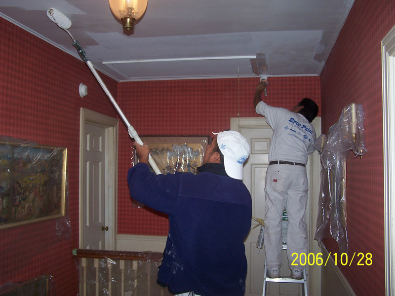 Charity Work Portfolio Castino Painting And Home Services Northbrook Il