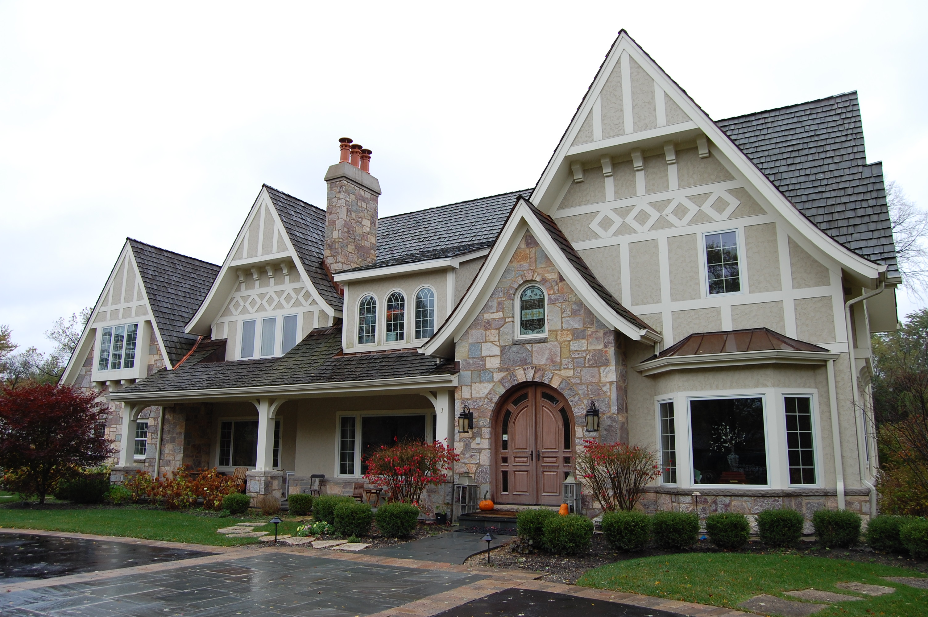 Stucco experts stucco and eifs chicago il castino for Stucco designs